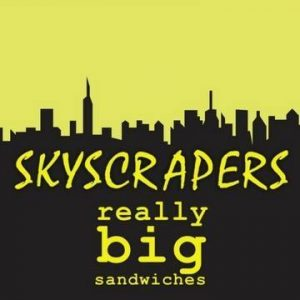Skyscraper Really Big Sandwiches